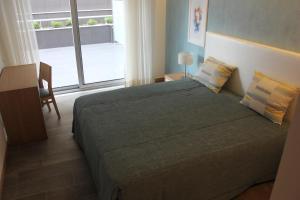 Apartamentos Turisticos da Nazare, Апарт-отели  Назаре - big - 122
