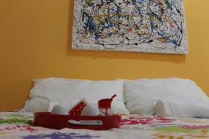 Guest House Artemide, Отели типа «постель и завтрак»  Агридженто - big - 39