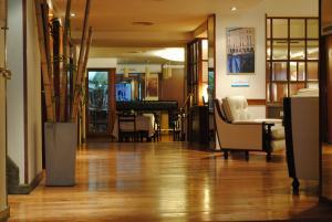 San Marco Hotel, Hotel  La Plata - big - 64