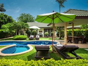Idyllic Samui Resort, Rezorty  Choeng Mon Beach - big - 244
