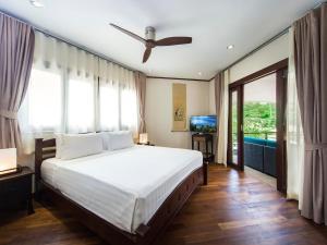 Idyllic Samui Resort, Rezorty  Choeng Mon Beach - big - 118