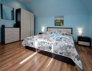 Guesthouse Ana-Val, Dovolenkové domy  Sandanski - big - 5