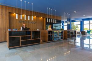 Hotel Katarina, Отели  Сельце - big - 23