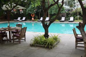 Taj MG Road Bengaluru, Hotely  Bengalúr - big - 25