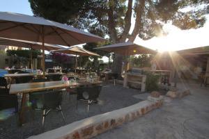 Finca Can Toni, Ferienhöfe  Ibiza-Stadt - big - 49
