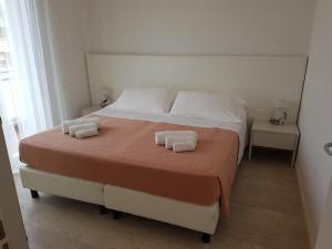 Hotel Sorriso, Отели  Милано-Мариттима - big - 10