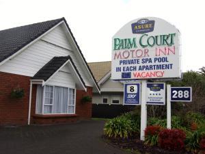 ASURE Palm Court Motor Inn