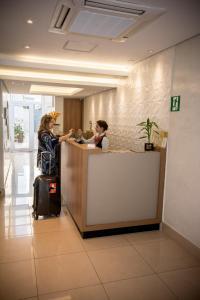 Hotel Estação Paraíso - ao lado do Metrô Paraíso e 600m da Av Paulista