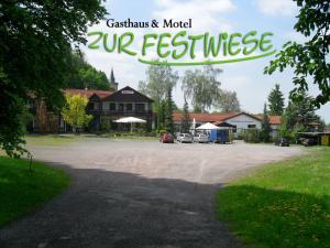 Motel Zur Festwiese - Ballstädt