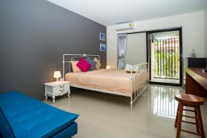 Apartment Khunpa, Apartmány  Lamai - big - 72