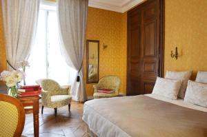 Hôtel d'Argouges, Szállodák  Bayeux - big - 28