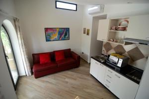 Appartamento con 1 Camera da Letto e Divano-Letto