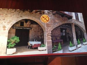 Hotel Cal Sastre, Hotels  Santa Pau - big - 15