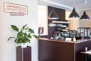 Aparion Apartments Hamburg, Apartmány  Hamburk - big - 27