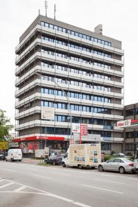 Aparion Apartments Hamburg, Apartmány  Hamburk - big - 19