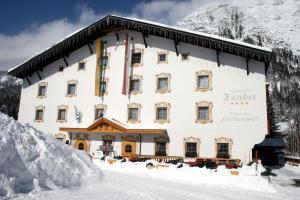 Sporthotel Xander, Hotely  Leutasch - big - 47
