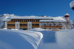 Sporthotel Xander, Hotely  Leutasch - big - 20