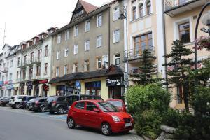 Apartament Giewont Krupowki