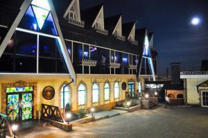 Отель Замок, Шахты