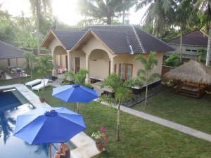 Yuli's Homestay, Проживание в семье  Кута, остров Ломбок - big - 26