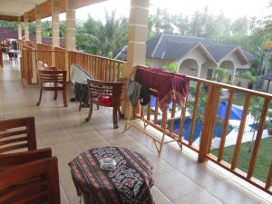 Yuli's Homestay, Проживание в семье  Кута, остров Ломбок - big - 45