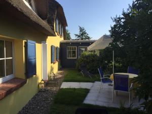 Ferienwohnungen Reetwinkel in Wieck, Appartamenti  Wieck - big - 107