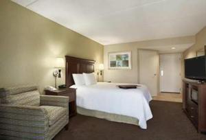 Hampton Inn Los Angeles/Carson, Отели  Carson - big - 20