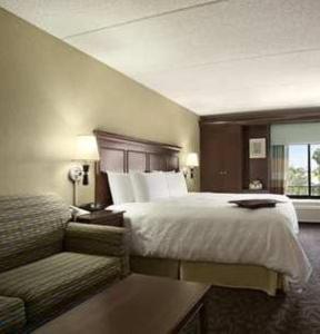 Hampton Inn Los Angeles/Carson, Отели  Carson - big - 26
