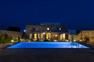 Masseria Palane, Bed and breakfasts  Patù - big - 99
