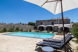 Masseria Palane, Bed and breakfasts  Patù - big - 97