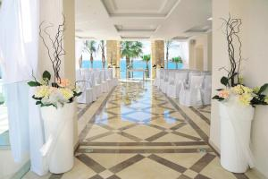 Alexander The Great Beach Hotel, Szállodák  Páfosz - big - 39