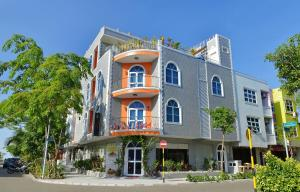Auberges de jeunesse - Le Vieux Nice Inn