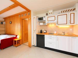 Apartment Régina B5, Appartamenti  Arveyes - big - 11