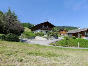 Chalet Papillon, Horské chaty  Schwanden - big - 12