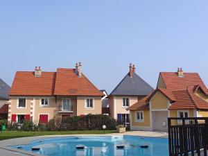 Apartment Port Guillaume.8, Apartmanok  Dives-sur-Mer - big - 4