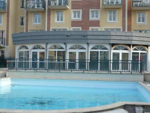 Apartment Port Guillaume.8, Apartmanok  Dives-sur-Mer - big - 7