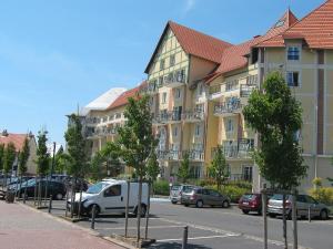 Apartment Port Guillaume.8, Apartmanok  Dives-sur-Mer - big - 9