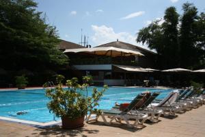 Hotel Club du Lac Tanganyika, Отели  Бужумбура - big - 60