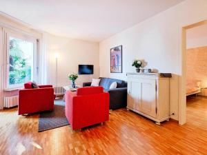 Apartment Junior Suite Classic.19, Apartments  Ascona - big - 6