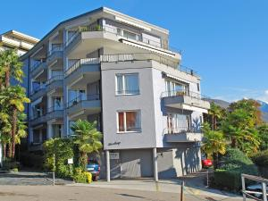 Apartment Junior Suite Classic.19, Apartments  Ascona - big - 11