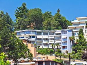 Apartment Junior Suite Classic.19, Apartments  Ascona - big - 13