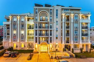 4 hvězdičkový apartmán Rena Hotel - All inclusive Slunečné pobřeží Bulharsko