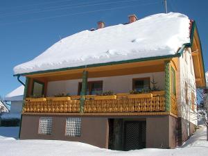Holiday Home Riedl, Ferienhäuser  Preitenegg - big - 5
