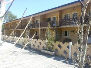 Condomínio em Ubatuba, Дома для отпуска  Убатуба - big - 8