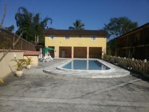 Condomínio em Ubatuba, Дома для отпуска  Убатуба - big - 9
