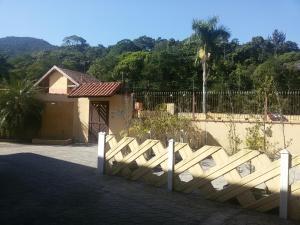 Condomínio em Ubatuba, Дома для отпуска  Убатуба - big - 12