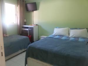 Condomínio em Ubatuba, Дома для отпуска  Убатуба - big - 13