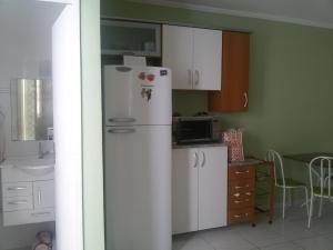 Condomínio em Ubatuba, Дома для отпуска  Убатуба - big - 18