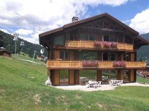 Apartment Chalet Matine.1