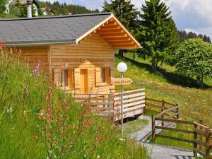 Holiday Home Komfort Aclas Maiensäss Resort.4 - Hotel - Urmein